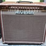 Rivera Sedona 100w tube acoustic guitar amp, handcrafted in the USA, for sale in Vancouver Canada at Basone