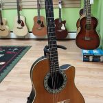 1982 Ovation Acoustic Electric guitar made in the USA, for sale in Vancouver Canada at Basone