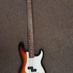 2002-2003 Fender Precision Bass Sunburst, Made in Mexico, for sale in Vancouver Canada at Basone