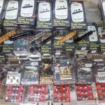 Guitar parts for sale at Basone Guitar Shop in Vancouver