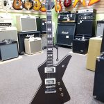 Ibanez Limited Edition 50th Anniversary Destroyer electric guitar, Super 58 pickups, Model DT420RW-NTF , B-stock item, for sale in Vancouver Canada at Basone
