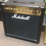"Marshall MG50DFX 50 Watt 1x12"" Guitar Combo, Lightly Used, for sale in Vancouver Canada at Basone"