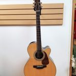 Takamine GE90CE-ZC Ziricote back acoustic guitar for sale in Vancouver Canada at Basone