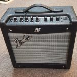 Fender Mustang I 20w amp combo for sale in Vancouver BC Canada at Basone