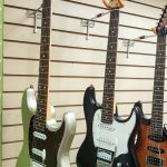 Godin Session strat shape electric guitar made in Canada, for sale in Vancouver at Basone