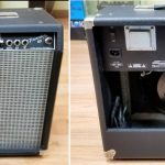 Fender Princeton 65 Solid State Lightly Used Combo Amp for sale in Vancouver Canada at Basone