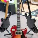 Epiphone Les Paul Cherry Sunburst, Made in Korea, lightly used, includes case, for sale in Vancouver Canada at Basone