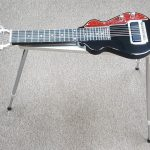 MSA SuperSlide Super 8 Series (SS) Lap Steel Guitar, made in the USA. Used, for sale in Vancouver Canada at Basone