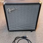 Fender Rumble 25 Bass Amp Combo Amp, lightly used, for sale in Vancouver Canada at Basone