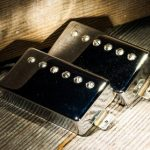 Lollar Imperial humbucker Chrome pickup for sale in Vancouver Canada at Basone