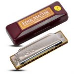 Folkmaster Harmonicas for sale in Vancouver Canada at Basone