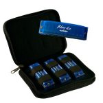 Hohner Blue Ice Harmonica Pack, set of 3 (C/D/G) includes carrying case, for sale in Vancouver Canada at Basone
