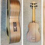 Kala UBass Left Handed Ukulele Bass model UBass-Ssmhg-LH-Fs for sale in Vancouver Canada at Basone