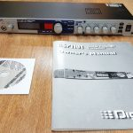 Digitech GSP1101 Guitar Multi-Effects Preamp & Modeling Processor, 1 u rack space, lightly used, for sale in Vancouver Canada at Basone