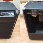 Kustom Defender combo amp with working 1x12 50w Speaker and Reverb Tank. For parts.