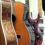 Guitars for sale for parts / diy repair / crafts