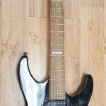 LTD strat style electr guitar, used, for sale in Vancouver Canada at Basone