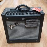 Fender Mustang I V.2 1x8 amp, lightly used, for sale in Vancouer Canada at Basone