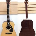 Yamaha FD02 acoustic guitar, used. For sale in Vancouver Canada at Basone.