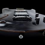 Phoenix Custom guitar link 2 body detail shot. Robert Stefanowicz