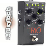 Digitech TRIO Band Creator effects pedal on sale in Vancouver Canada at Basone