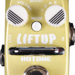 Hotone Lift Up Clean Boost mini pedal on sale in Vancouver Canada at Basone