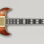 Ibanez AR420-VLS Violin Sunburst electric guitar on sale in Vancouver Canada at Basone