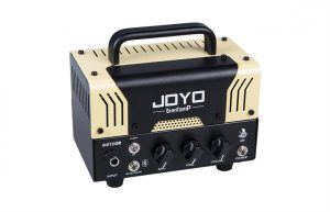 Meteor 20w Micro Tube Amp Head by Joyo's BantamP, British Hi-gain. With BLUETOOTH connectivity. On Sale in Vancouver Canada at Basone
