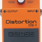 Boss Distortion DS-1 pedal on sale in Vancouver Canada at Basone