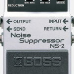 Boss Noise Supressor NS-2 pedal on sale in Vancouver Canada at Basone