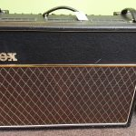 Vox AC30C2X 2x12 Celestian Alnico Blue Guitar Amp, USED, for sale in Vancouver Canada at Basone