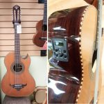 Oscar Schmidt Bajo Quinto Traditional Latin 10-string instrument, for sale in Vancouver Canada at Basone
