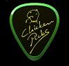 ChickenPicks guitar picks made in Belgim / Germany / The Netherlands for sale in Vancouver Canada at Basone