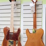 Telecaster by Selby Guitars, handcrafted in AB Canada, for sale in Vancouver at Basone