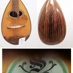 Bowlback Mandolin by Kiso Suzuki, made in Japan, model MR200, early 60s. for sale in Vancouver Canada at Basone