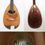 Bowlback Mandolin by Ibanez, model MR-100, made in Japan, for sale in Vancouver Canada at Basone
