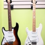 Left Handed Fender Strat, lightly used, for sale in Vancouver Canada at Basone