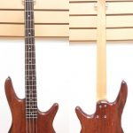 Ibanez Gio GSR100 EX Bass Guitar, Mahogany Oil, used, for sale in Vancouver Canada at Basone