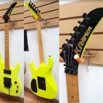 Kramer baretta fr404sd elesctric guitar with Quad Rail pickups, for sale in Vancouver Canada at Basone