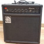 "Ampeg BA-108 15w 1x8"" BASS Combo Amp, Lightly Used, Excellent condition, for sale in Vancouver Canada at Basone"