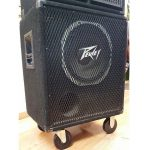 Peavey 115BX 700w 1x15 Speaker Cabinet, Used, for sale in Vancouver Canada at Basone