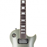 Prestige Heritage Custom Deluxe MC Electric Guitar, Metallic Charcoal finish, includes deluxe bag. Available in Vancouver and Squamish Canada at Basone