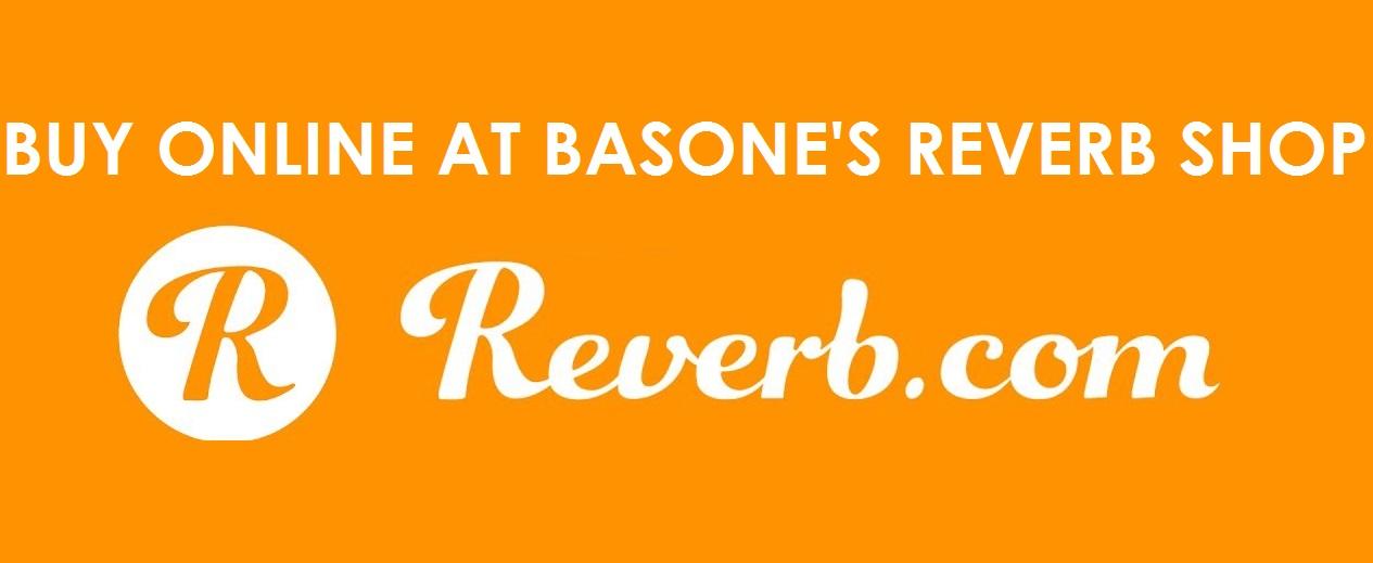 Buy Online at Basone Guitar Shop's Reverb Store